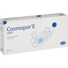 Пластырь-повязка Cosmopor E послеоперационная стерильная 20 х 8 см (25 штук в упаковке)
