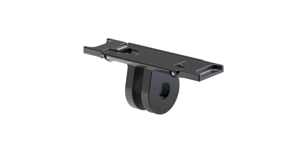Крепежное основание GoPro FUSION Mounting Fingers (ASDFR-001) вид сбоку