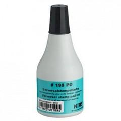 Краска штемпельная Noris 199Cч черная водная основа с содержанием спирта