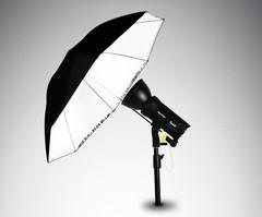 Фотозонт комбинированный 102 см NiceFoto SUD-40