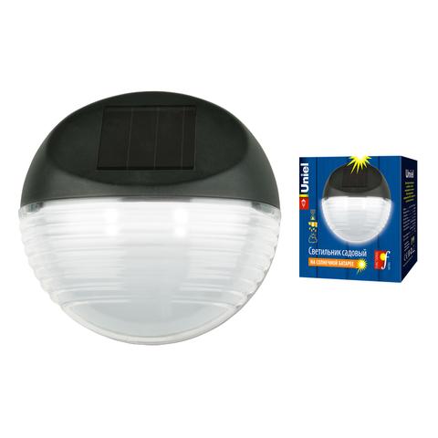 USL-F-151/PТ110 BRIGHT Садовый светильник на солнечной батарее. 2 светодиода. Белый свет. 1*АА Ni-Mh аккумулятор в/к. IP44. TM Uniel.