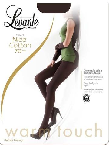 Женские колготки Nice Cotton Levante