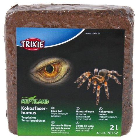 Trixie кокосовый субстрат для террариумов тип
