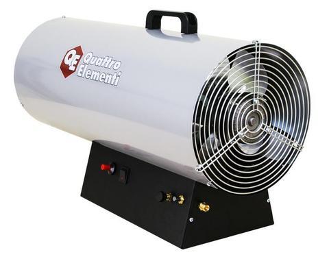 Нагреватель воздуха газовый QUATTRO ELEMENTI QE-20G (12 - 20кВт, 300 м.куб/ч,  1,4 л/ч, 5, (243-943)
