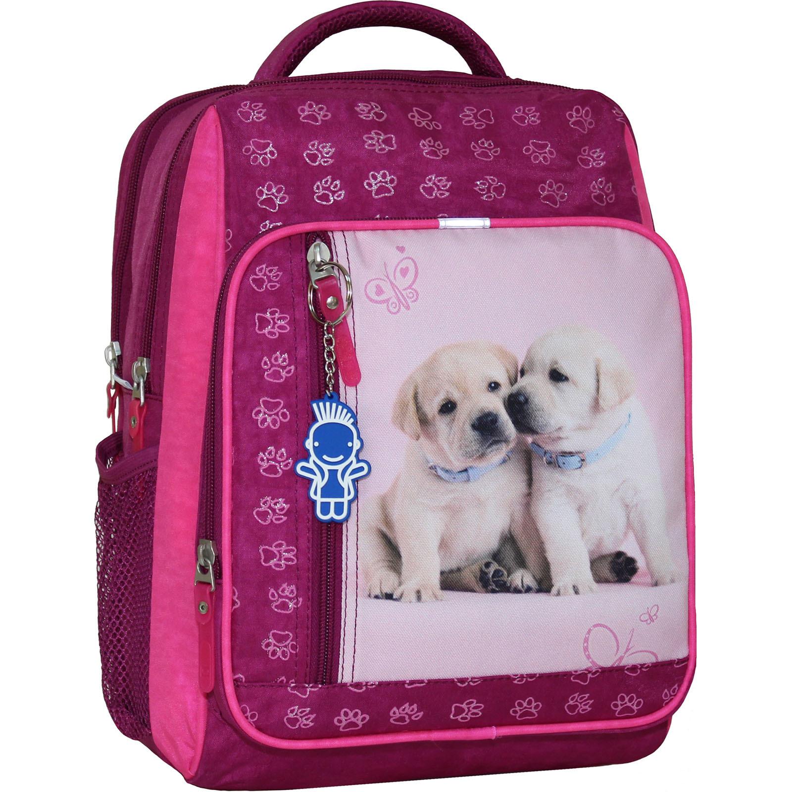 Школьные рюкзаки Рюкзак школьный Bagland Школьник 8 л. 143 малиновый 118д (0012870) IMG_4685.JPG