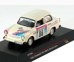 Trabant 601 #96 Rally Monte Carlo 1992 IST 1:43
