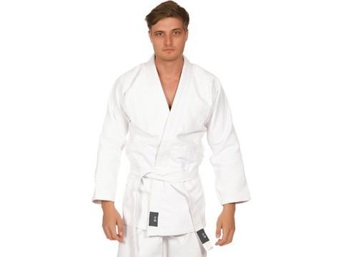 Кимоно дзюдо. Цвет белый. Размер 52-54. Рост 188.