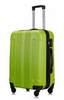 Чемодан с расширением L'case Bangkok-22 Зеленый (M)