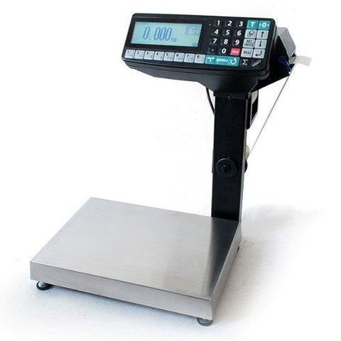 Весы с печатью этикетки МАССА МК-15.2-RP-10-1 купить волгоград