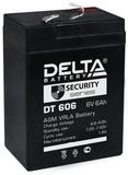 Аккумулятор Delta DT 606 ( 6V 6Ah / 6В 6Ач ) - фотография