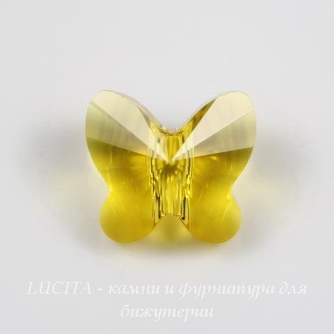 5754 Бусина в виде бабочки Сваровски Sunflower 8 мм ()