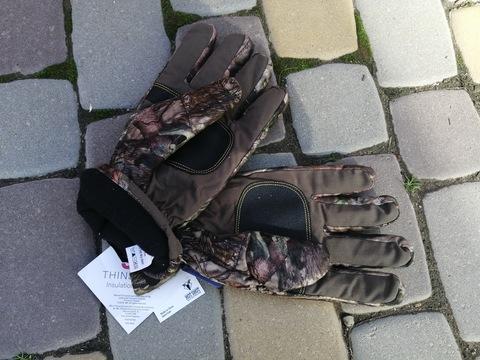Теплые водонепроницаемые перчатки Hot Shot