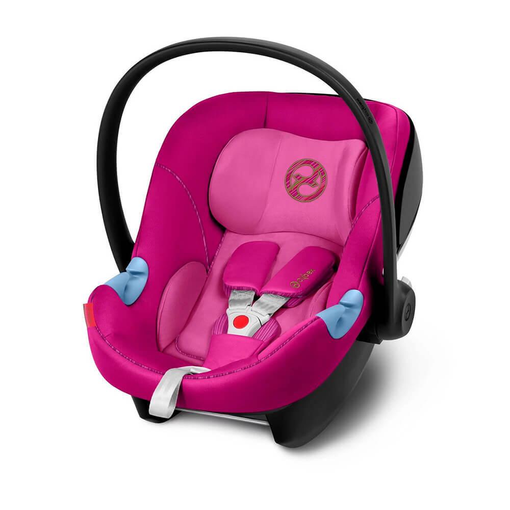 Cybex Aton M i-Size Автокресло Cybex Aton M i-Size Fancy Pink atom-m-i-size-fancy-pink.jpg