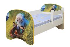 Кровать детская с фотопечатью Эверест