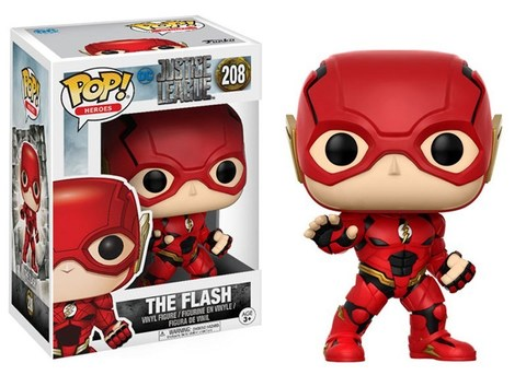 Flash (Justice League) Funko Pop! || Флэш