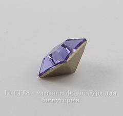 4428 Ювелирные стразы Сваровски Tanzanite (8х8 мм)