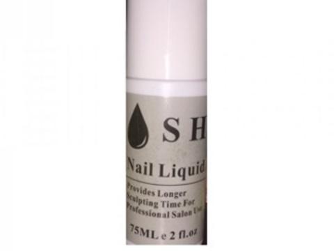Мономер, ликвид для акрилов SH Nail, 75 мл,замедленный