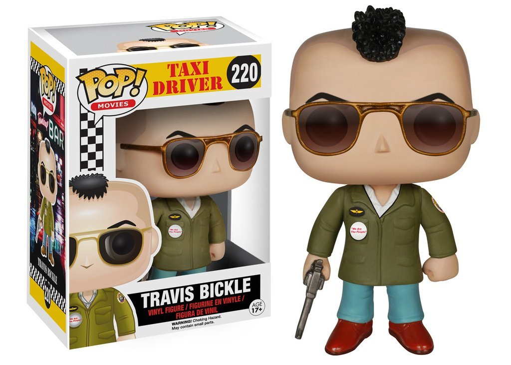 Фигурка POP! Vinyl: Taxi Driver: Travis Bickle 6148