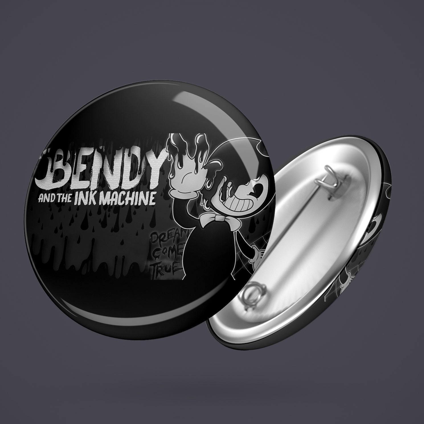 Значок с Бенди №10 - купить в интернет-магазине kinoshop24.ru с быстрой доставкой
