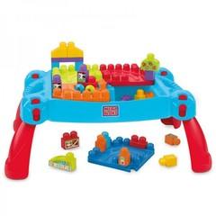 Mega Bloks Игровой стол с конструктором