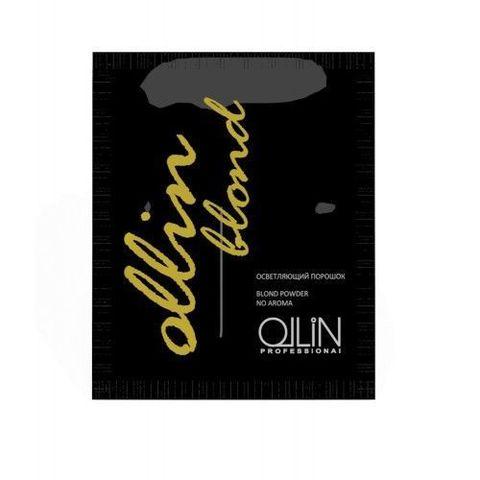 OLLIN blond осветляющий порошок 30г саше/ blond powder no aroma