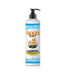 Шампунь-кондиционер для кошек и котят, Good Cat 2 в 1