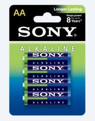 Батарейки Sony Alkaline AA (LR6)