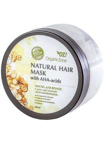 Маска для волос с АНА-кислотами