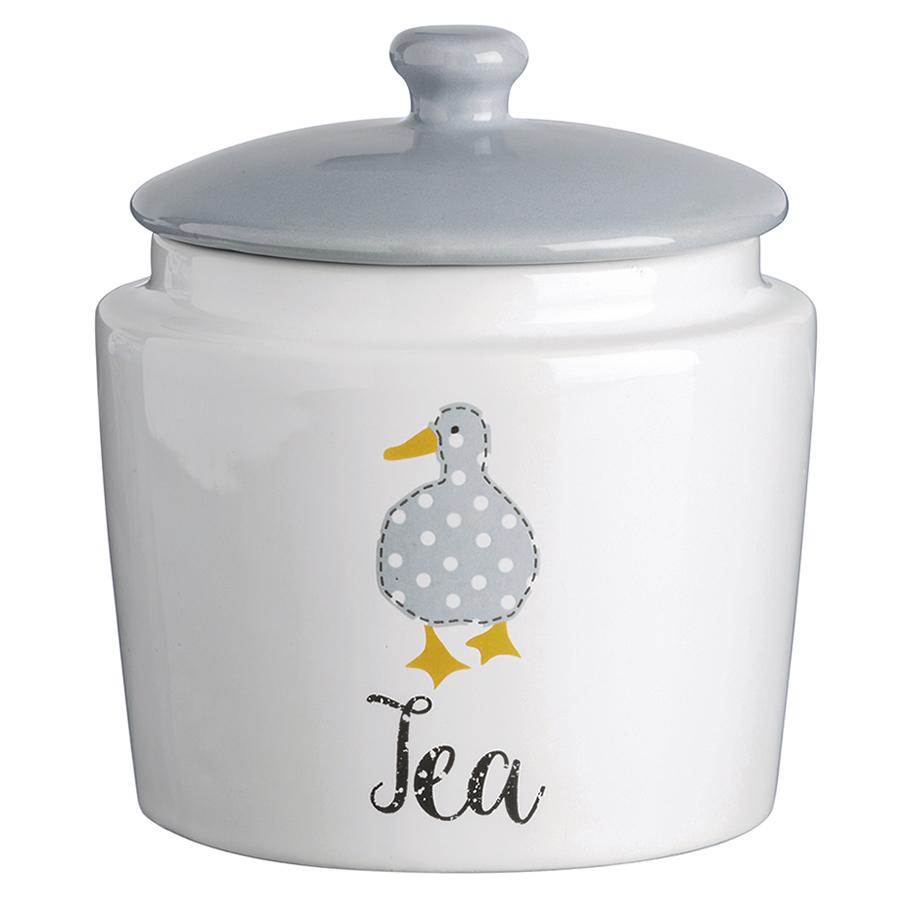 Емкость для хранения чая Madison 13х12 см