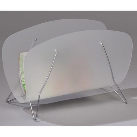 Подставка для журналов SR-1110-WT белый