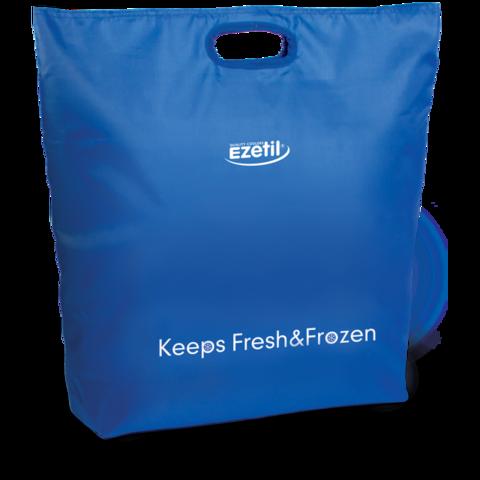 Термосумка Ezetil KC Fresh and Frozen (30 л.), синяя
