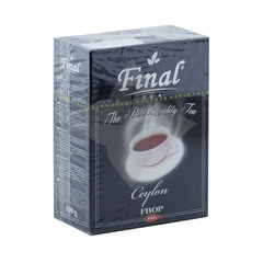 Tea Final Ceylon 120qr