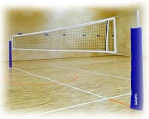 Купить волейбольные сетки для улицы и спортзала
