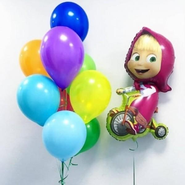 Воздушные шарики Маша и Медведь Набор шариков Маша 00458-LF_4c9e6968534d833eaafe2e6519a7e86f.jpg