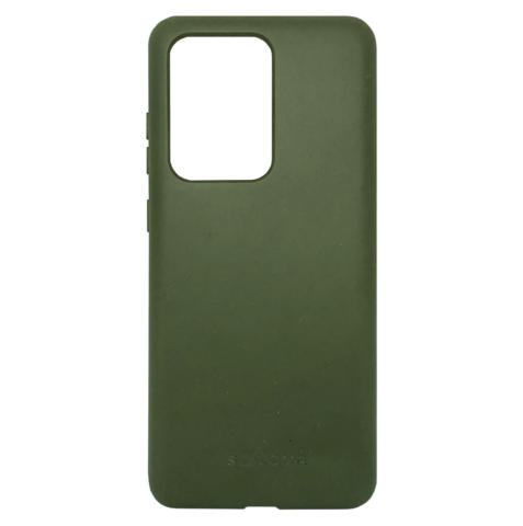 Чехол SOLOMA для телефона Samsung S20 Ultra Мох