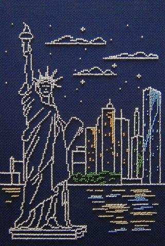 БК-184 Нью-Йорк