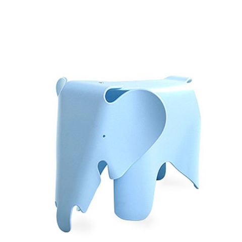 Детский стул Eames Elephant by Vitra (голубой)