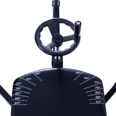 Подушка боксерская настенная ПНТС сфера 50х60х25