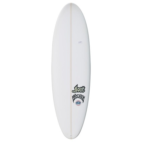 """Серфборд LOST 6'6"""" EZ-UP RD FCS2 5 FIN"""
