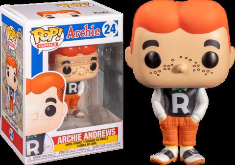 Фигурка Funko Pop! Comics: Archie Comics - Archie Andrews