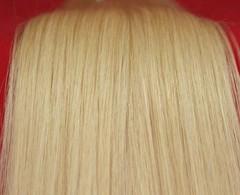 Волосы на заколках #613-цвет блонд