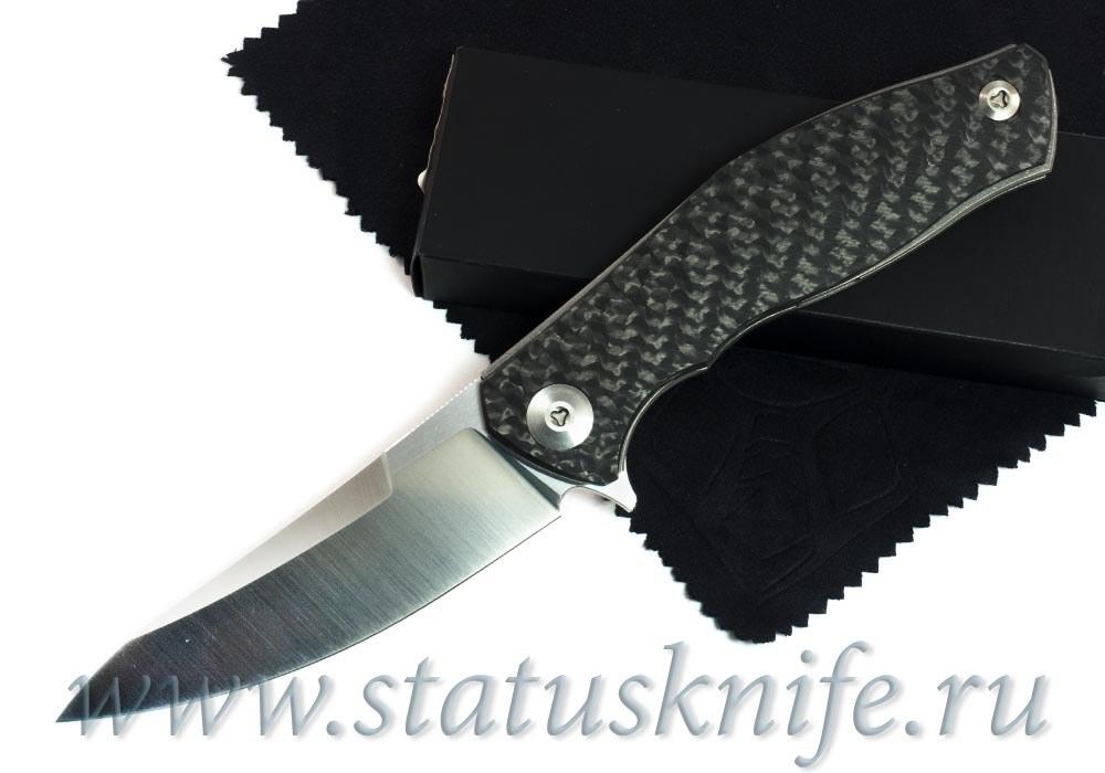 Нож Широгоров TETRA ATS-34 SIDIS дизайн