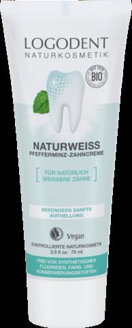 LOGODENT зубная паста «Натуральное отбеливание»