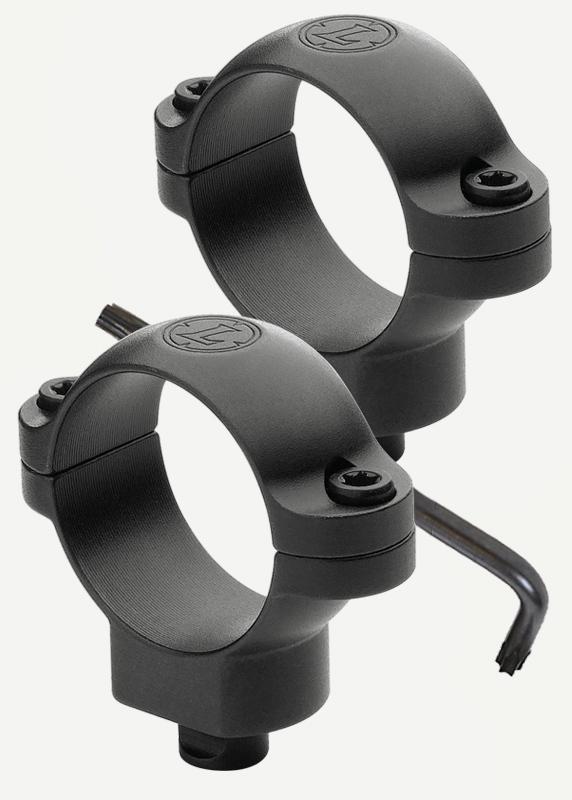 Кольца Leupold QR, 25,4 мм, низкие