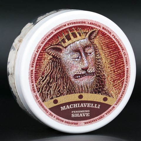 Мыло для бритья Machiavelli