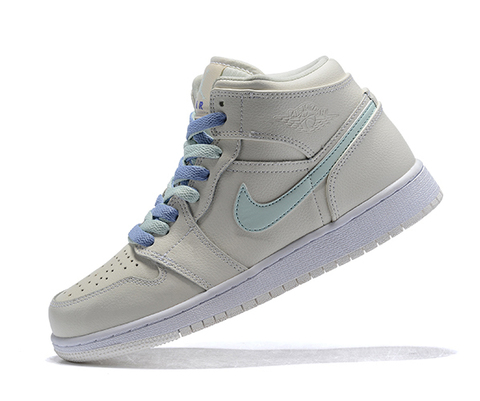 Air Jordan 1 Retro GS 'White'