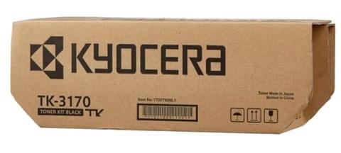 Картридж Kyocera TK-3170 1T02T80NL0/1T02T80NL1 черный
