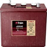 Тяговый аккумулятор Trojan J250G ( 6V 235Ah / 6В 235Ач ) - фотография