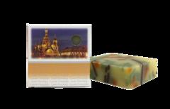 Мыло натуральное /органика/ ПЧЕЛИНЫЙ ВОСК - ГРЕЙПФРУТ / Санкт-Петербург/ТМ ИСКУСЪ