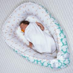 Кокон-Гнездышко для малыша Farla Nest Малютка